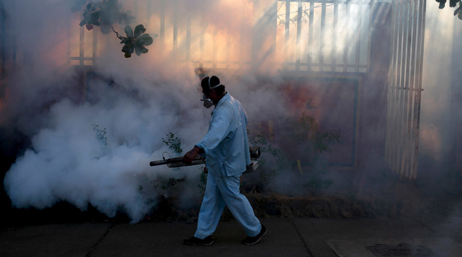 Brazil sends more than 200,000 troops to fight Zika virus