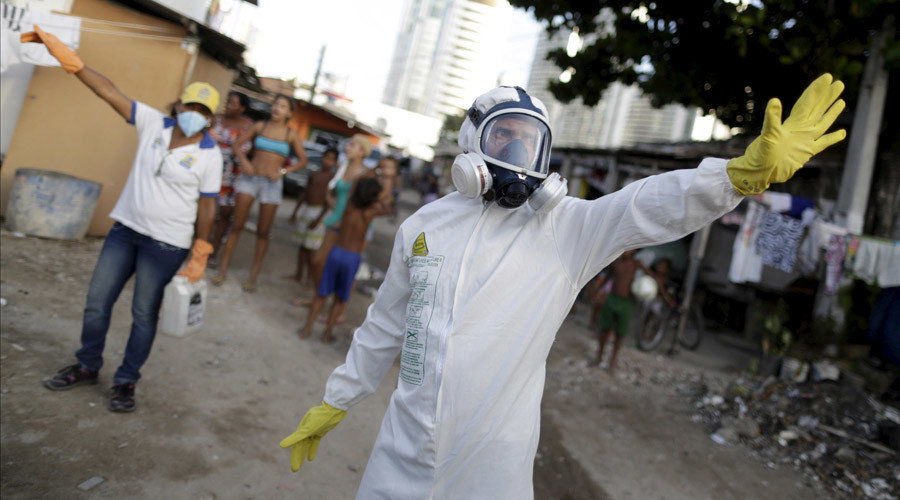 Zika virus spreading worldwide
