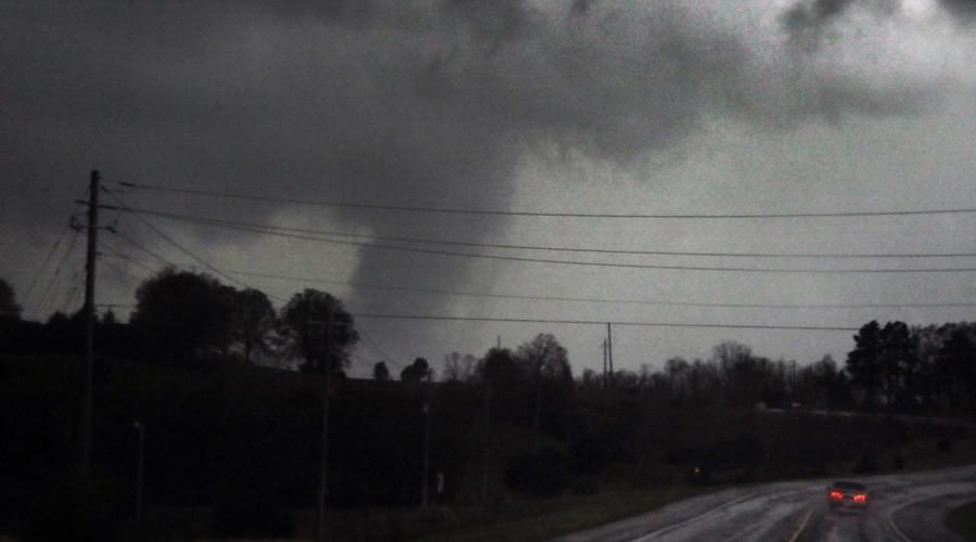 Tornado touches down in central Florida (PHOTOS, VIDEO)