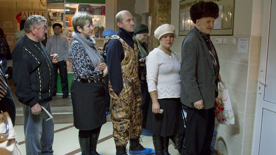 Probe launched after 'corpse waiting in queue' reported in Russian hospital