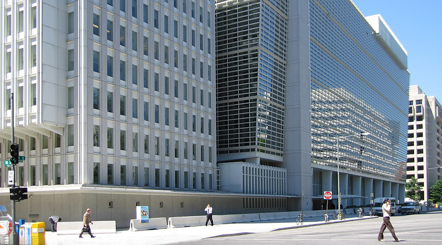 The World Bank Group headquarters bldg. in Washington, D.C. © wikipedia.org