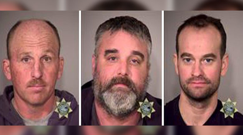 Oregon standoff dwindles as more protesters are arrested