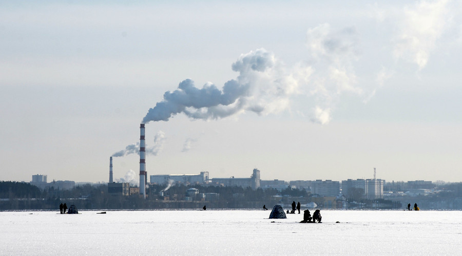 Over 200 evacuated over bomb threat in Siberian power plant