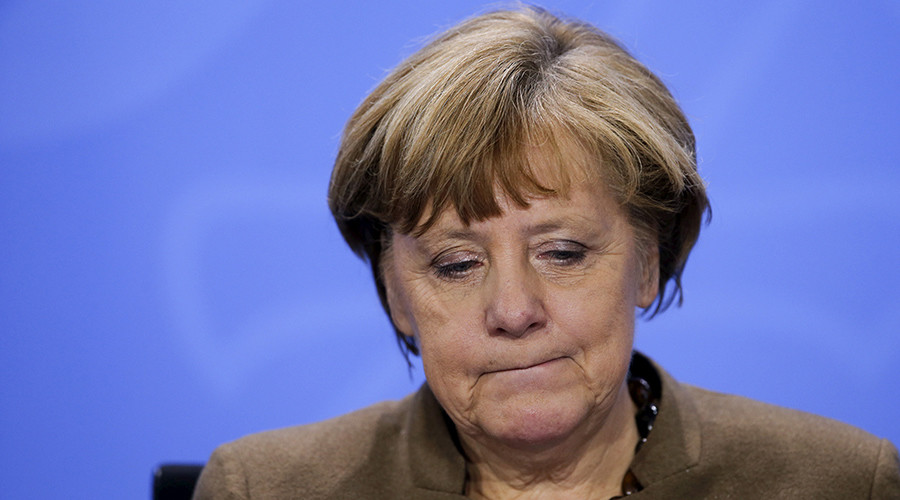 German Chancellor Angela Merkel © Fabrizio Bensch