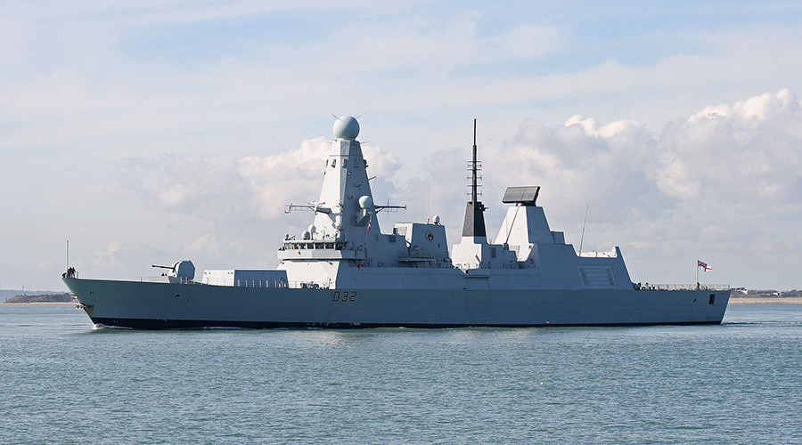 Powerless? Royal Navy's £1bn destroyers keep breaking down