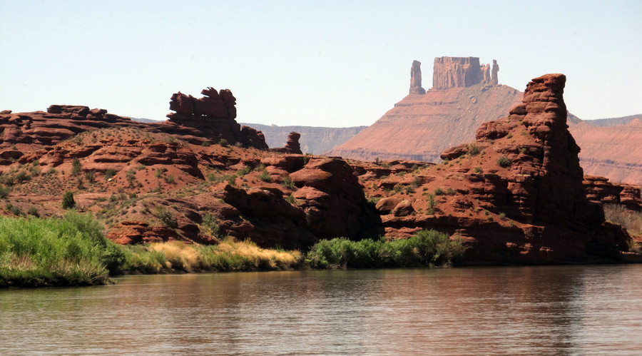 The Colorado River in southern Utah © Ken Lund