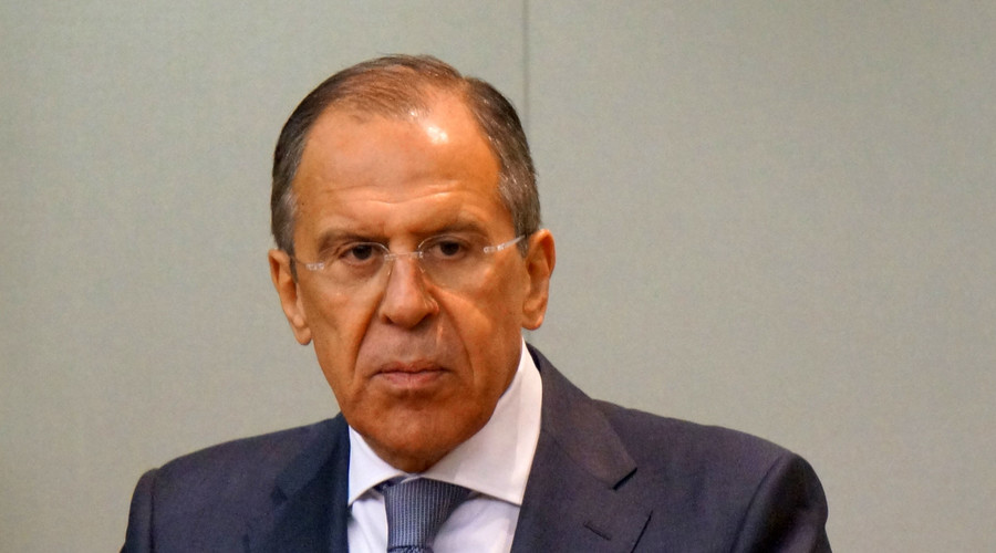 'Trumped-up, brazen': Lavrov slams accusation that Putin is corrupt in phone call with Kerry