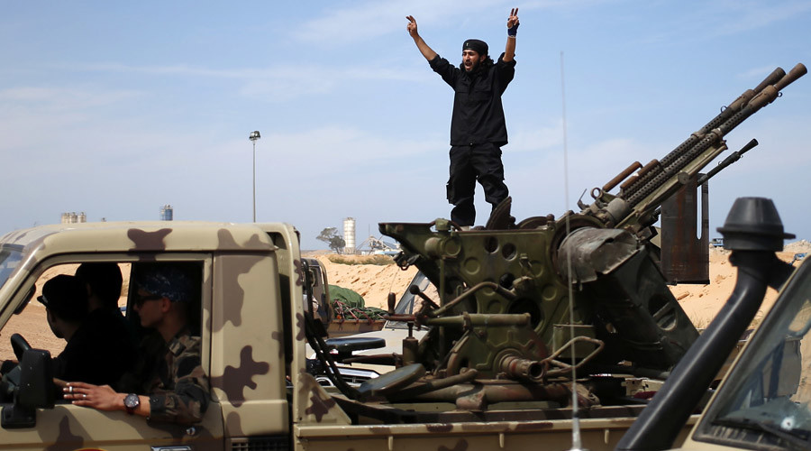 Libyan ISIS launches manhunt for mystery sniper picking off terrorist commanders