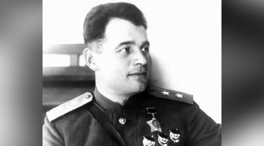 Soviet general of the army, Ivan Chernyakhovsky. ©Wikipedia
