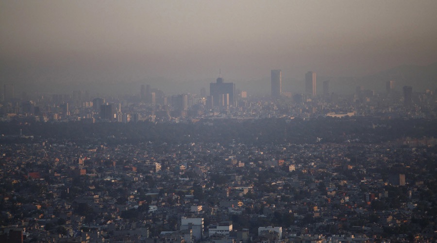 Mexico City officially renamed Mexico City (well, almost)
