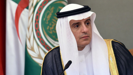 Saudi Foreign minister Adel al-Jubeir. © Fayez Nureldine