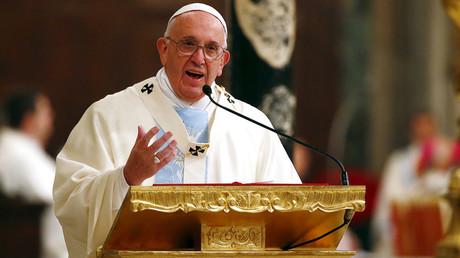 Pope Francis © Tony Gentile