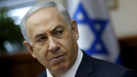 Israeli Prime Minister Benjamin Netanyahu. ©Amir Cohen