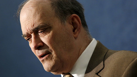 Former U.S. National Security Agency (NSA) employee William Binney. © Jonathan Ernst
