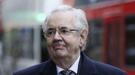 The Chairman of the Al-Sweady Public Inquiry, Thayne Forbes. ©Paul Hackett