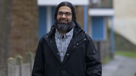 Shaker Aamer, the last British resident held at Guantanamo Bay. ©Justin Tallis
