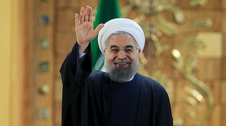 Iranian President Hassan Rouhani. ©President.ir