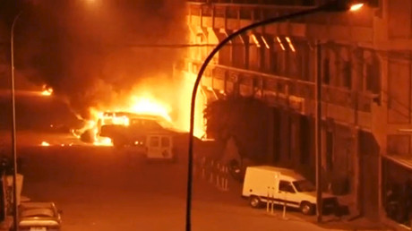 Al-Qaeda deadly hotel siege in Burkina Faso