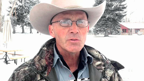 "Robert ""LaVoy"" Finicum © The Oregonian"