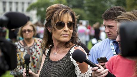 Sarah Palin © Joshua Roberts