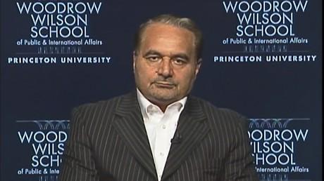 Veteran Iranian diplomat, ambassador Seyyed Hossein Mousavian