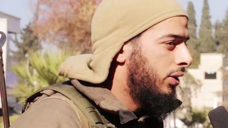 French jihadist Salim Benghalem © HO