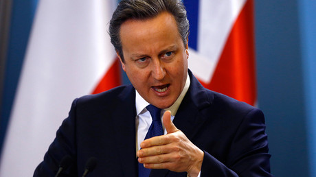 Britain's Prime Minister David Cameron © Kacper Pempel