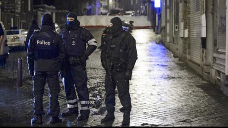 Belgian special forces © Reuters