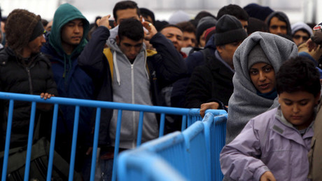 EU border vulnerable to terrorist infiltration as majority of migrants undocumented – Frontex