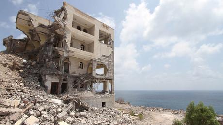 Aden, Yemen © Faisal Nasser