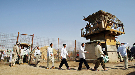 Abu Ghraib prison, west of Baghdad, Iraq © Stringer