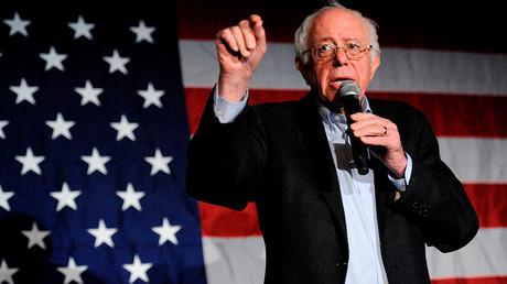 U.S. Democratic presidential candidate Bernie Sanders © Mark Kauzlarich