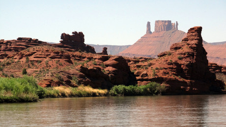 The Colorado River in southern Utah © Ken Lund