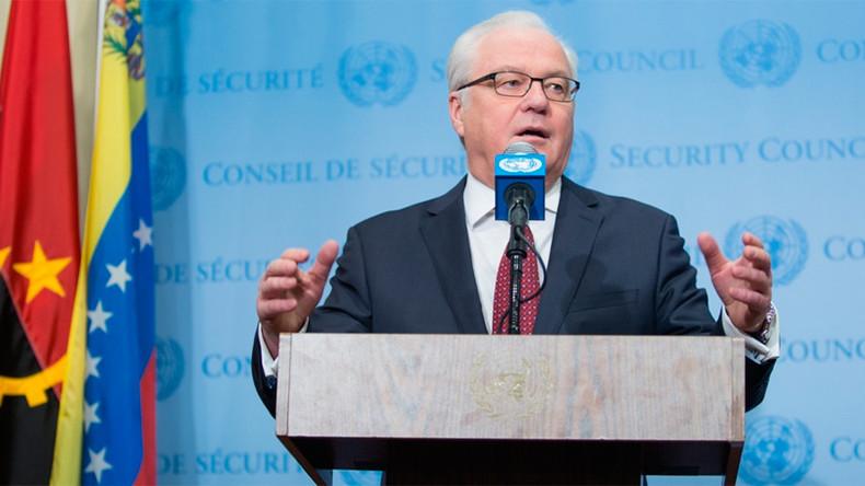 Vitaly Churkin, Russia's U.N. Ambassador, Dies at 64 - The ...