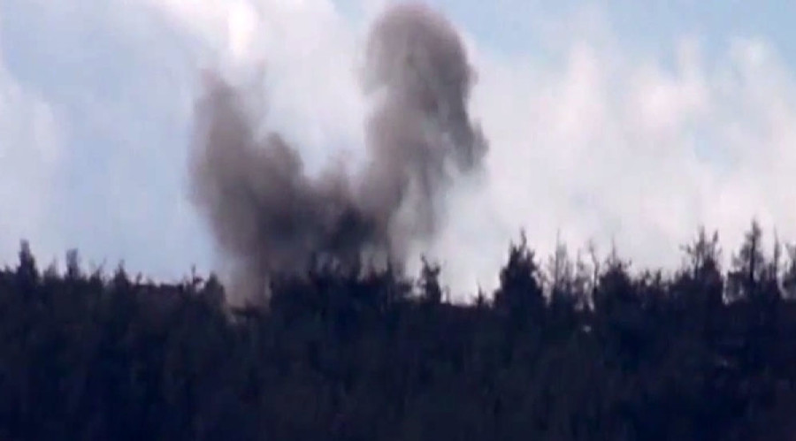 Turkish artillery shells Syrian territory – Russian military presents video proof