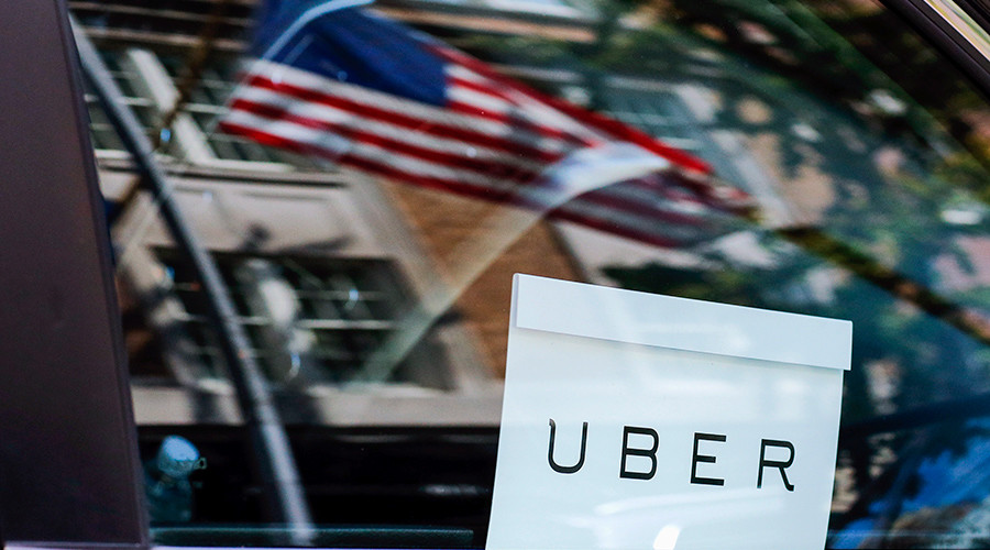 Uber drivers strike in New York City over fare cuts