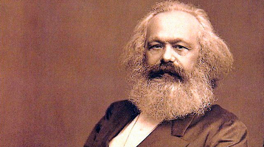 Hillary Clinton supporters endorse 19th century socialist Karl Marx as her vice president