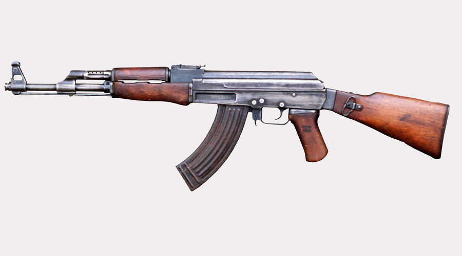 AK-47s found in West Yorkshire weapons amnesty
