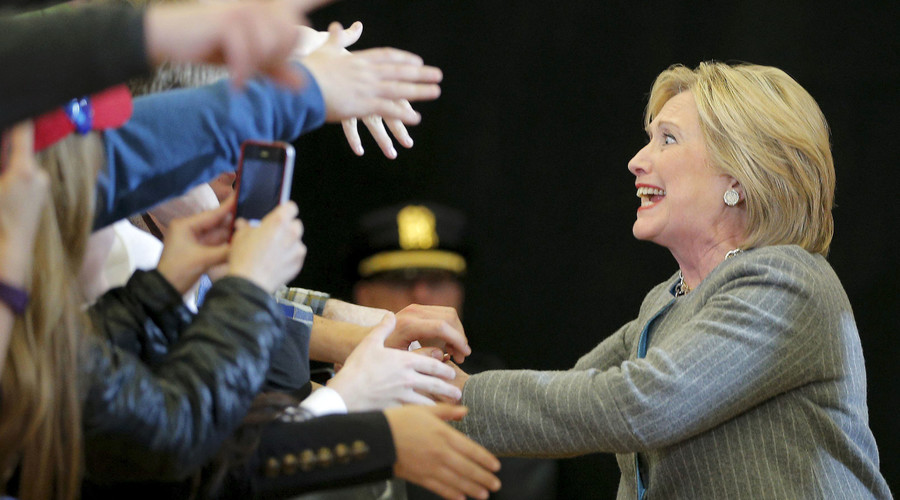 Hillary Clinton 'wins' Iowa Caucus by 0.2% with all precincts reporting