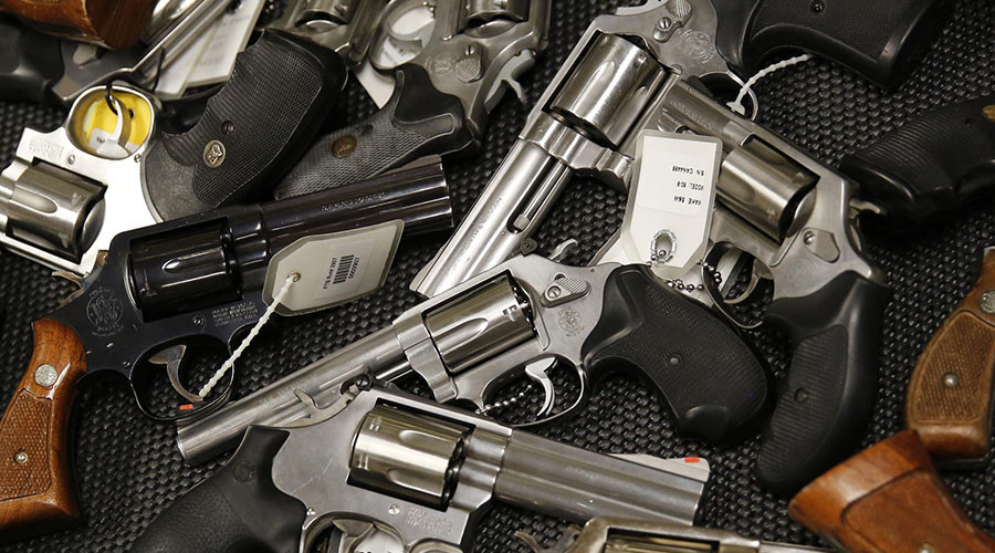 80% of firearms deaths in developed world happen in US – study
