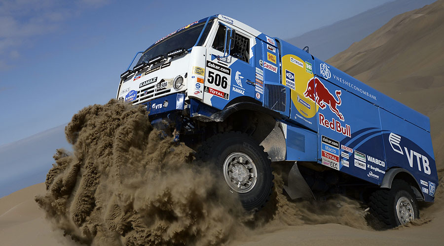 KAMAZ looking to assemble trucks in Iran