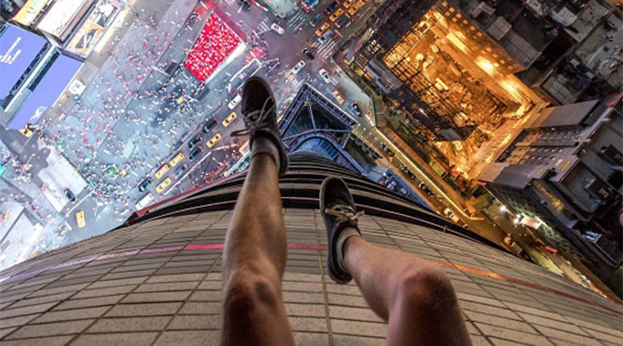 Top of the world: Teenager shares heart-stopping photos on skyscrapers, pyramids (VIDEO, PHOTOS)