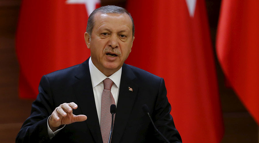 Turkish civil servants asked to report 'insults' against president & top officials to police