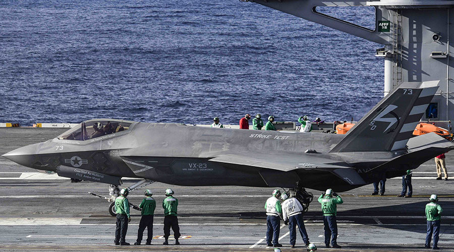 Still terrible: Pentagon releases new list of F-35 program issues