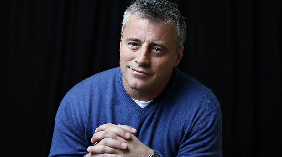 The one where Joey hosts 'Top Gear': 'Friends' star LeBlanc joins motor show