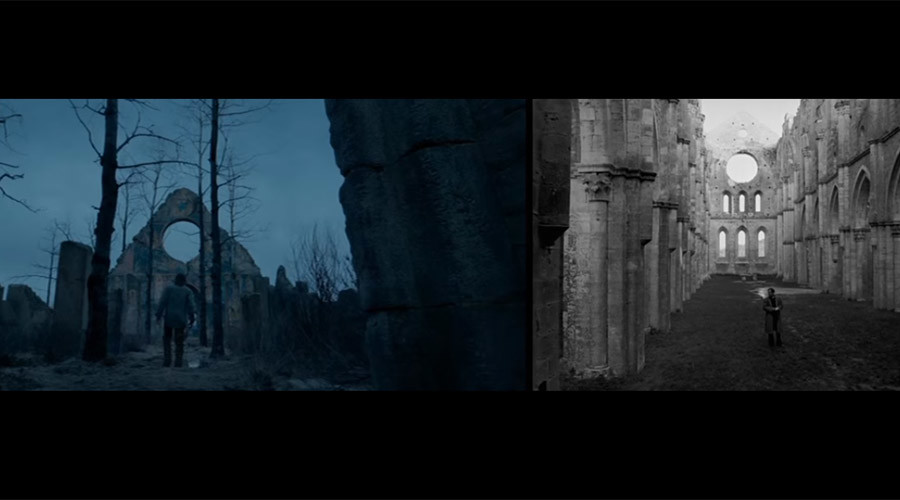 Russian designer matches scenes from 'The Revenant' and Tarkovsky's films (VIDEO)