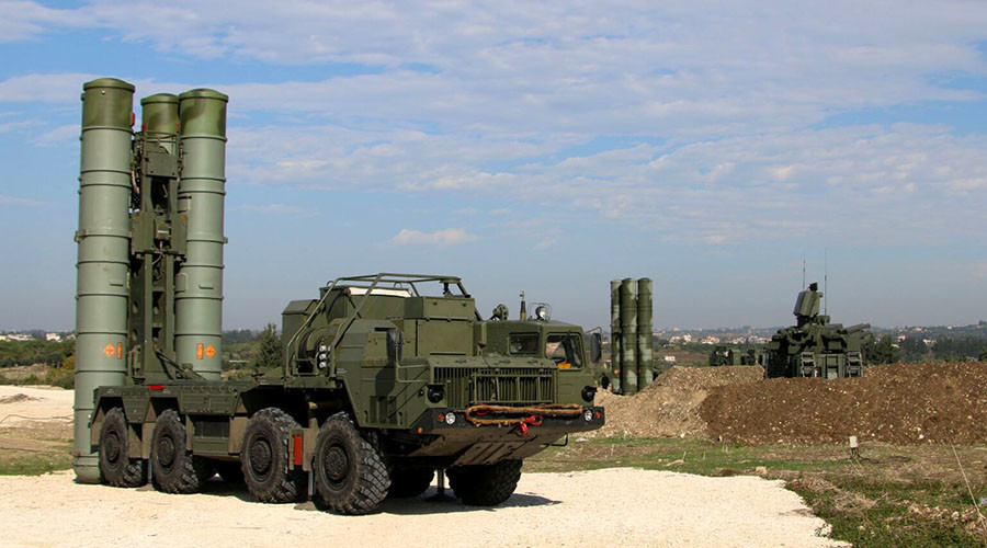 Air defense systems in Syria could be used to secure Russian Air Force ops - MoD