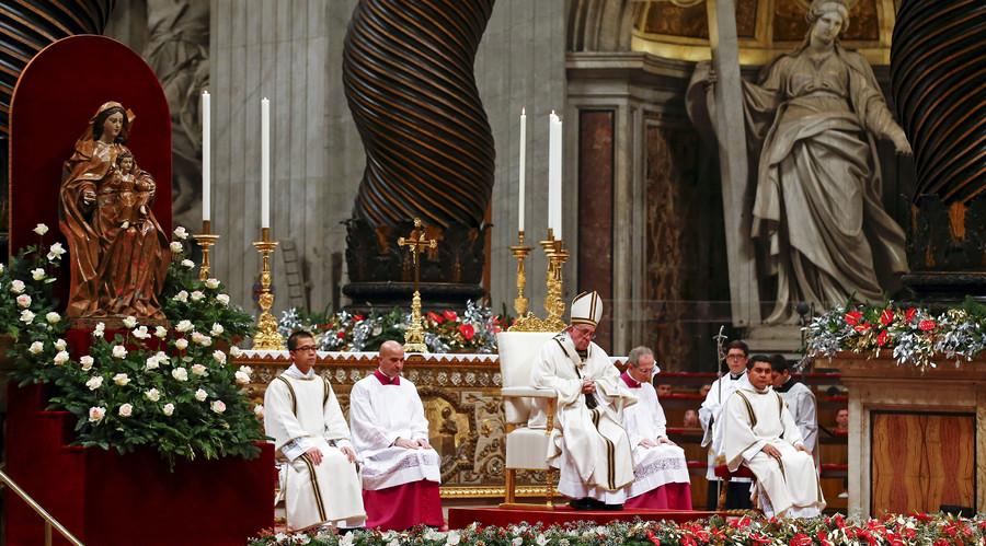 Pope Francis. © Tony Gentile