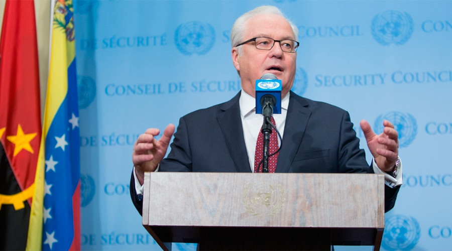 Russia can't 'unilaterally' impose Syria ceasefire while opposition rejects peace talks – Churkin