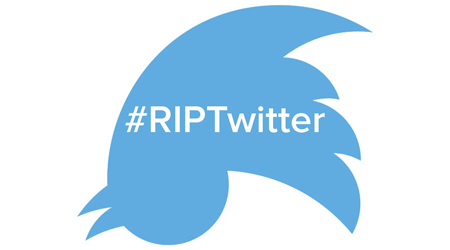 #RIPTwitter: Social network goes into meltdown over timeline change